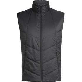 Icebreaker Helix Vest Men, black
